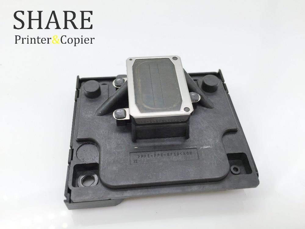 1x F181010 ראש הדפסה עבור Epson ME2 ME200 ME30 ME30 ME300 ME33 ME330 ME350 ME360 TX300 CX5600 TX105 TX100 L101 L201 L100 L100