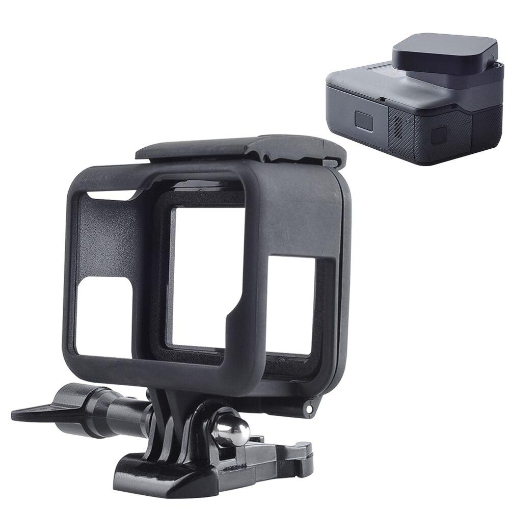 Standard Sports Camera Frame Mount Plastic Camera Protective Housing ...