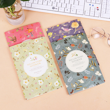 1PC New Arrivals Cute A5 Vintage Flower Notebook Lovely Animal Notepads for Kids Gifts Korean Stationery