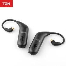 טורנירים BT20S Bluetooth V5.0 אוזן וו MMCX/2Pin מחבר אוזניות Bluetooth מתאם עבור SE535 KZZSN/ZS10/AS16 טורנירים V80/X6 NICEHCK F3
