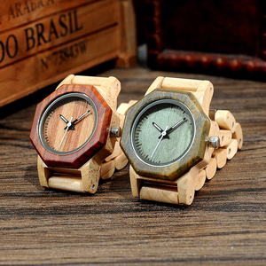 Image 3 - Bobo pássaro m25 feminino relógio de madeira movimento quartzo de luxo leve senhoras relógio de pulso relojes de mujer com caixa de presente