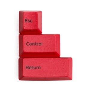 Image 5 - Esc制御リターンスペースバー容量キーボードキーキャップpbt昇華のためのカラフルなキーキャップtopreリアル力hhkbキーボード