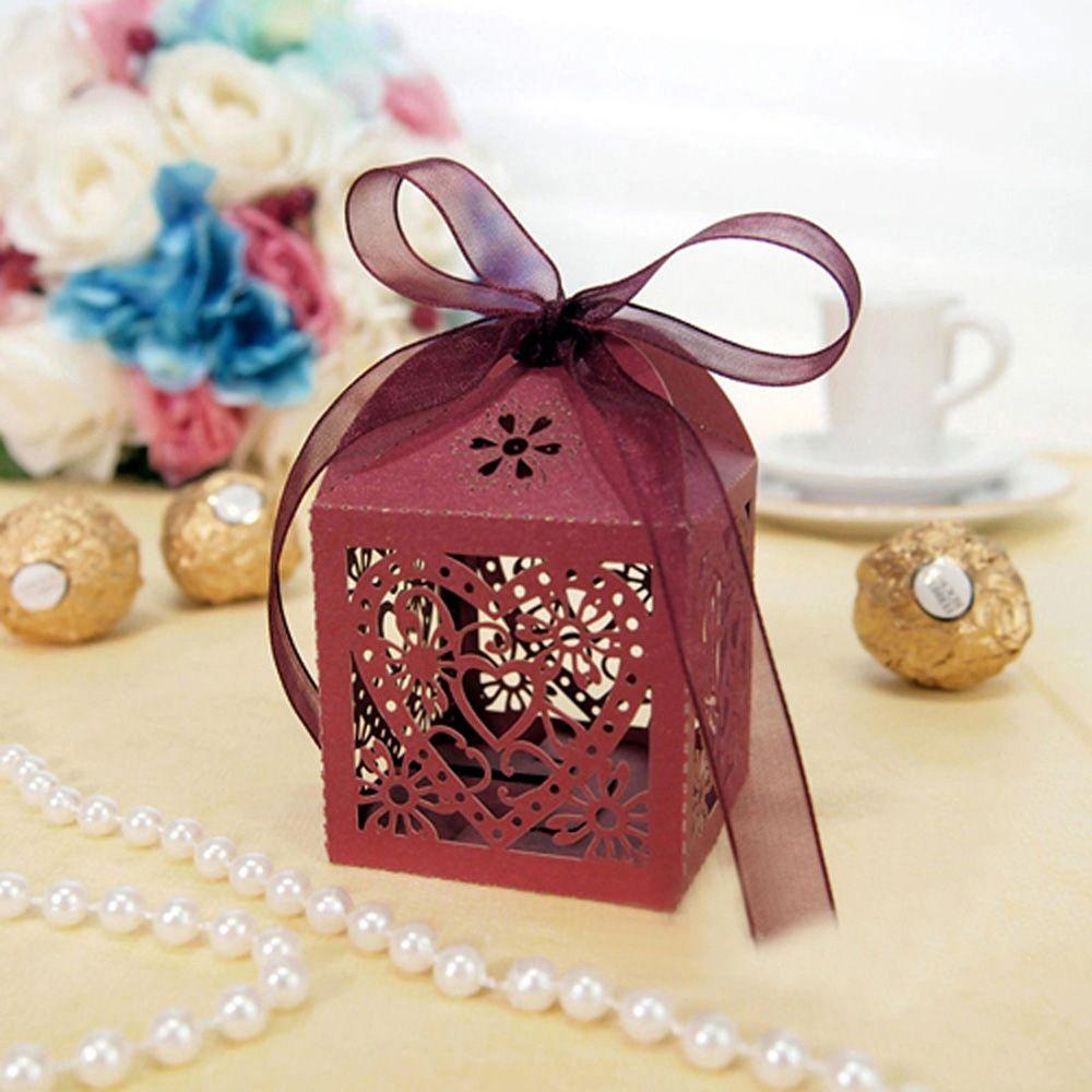 Candy Wedding Favors 2 Great Aliexpress Buy Pcs set