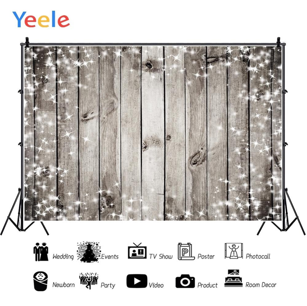 Yeele Wood Natural Glitter Background Floor Decor Photography Backdrops Personalized Photographic Backgrounds For Photo Studio in Background from Consumer Electronics