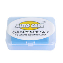 1Piece 100g Car Wash Magic Clay Bar with PP Box Super Auto Detailing Clean Clay Car Clean Tools Magic Mud Car Cleaner