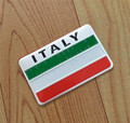 Italy Italian National Flags Car Stickers Automobile Motorcycle Accessories
