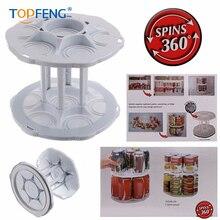 TopFeng 2 Tier Can tin Tamer Plastic Beverage Beer Soda Storage Organizer Holder Kitchen Fridge Pantry Space Saver Organizat