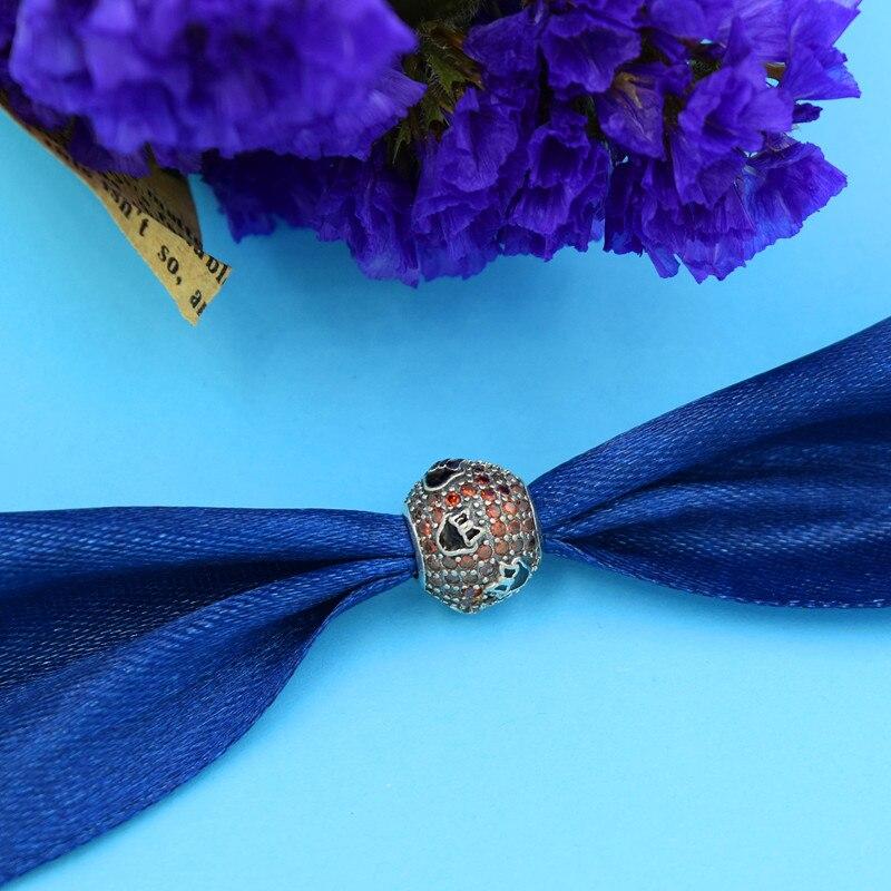 YANXIZAO caliente 925 de plata Europea Charm Beads Fit Pandora Estilo - Bisutería - foto 6