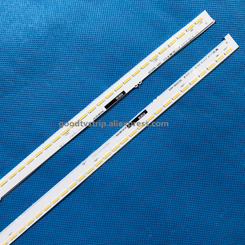 perfil de aluminio para a luz 2 m 80 levou conduzida bar 02