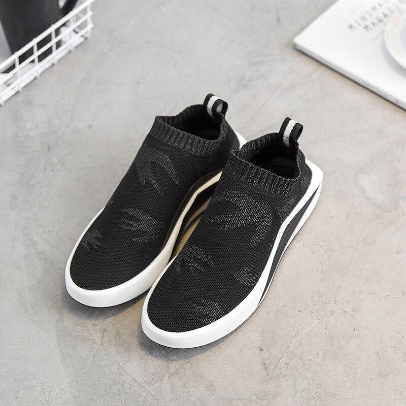 D'été Mâle De Chaussures Black Mode Maille Sport Marque Luxe CasualMy8118126 Respirant 7b6yYgvf