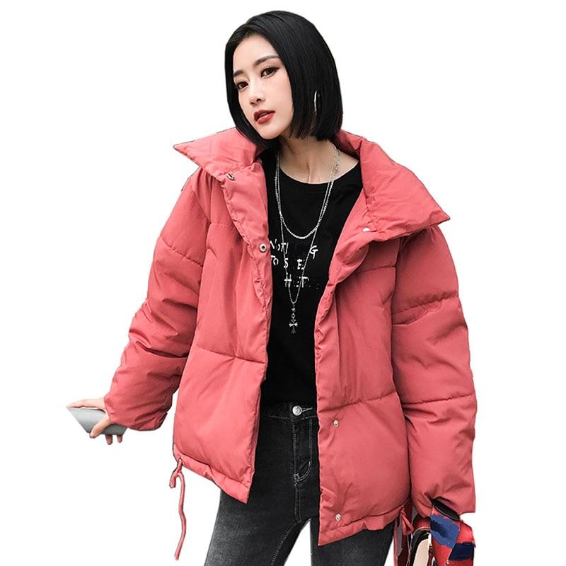 plus size   parka   women 2018 Winter Jacket Women Coats Hooded Coats Female   Parka   Thick Cotton Padded Lining Winter Female Coats