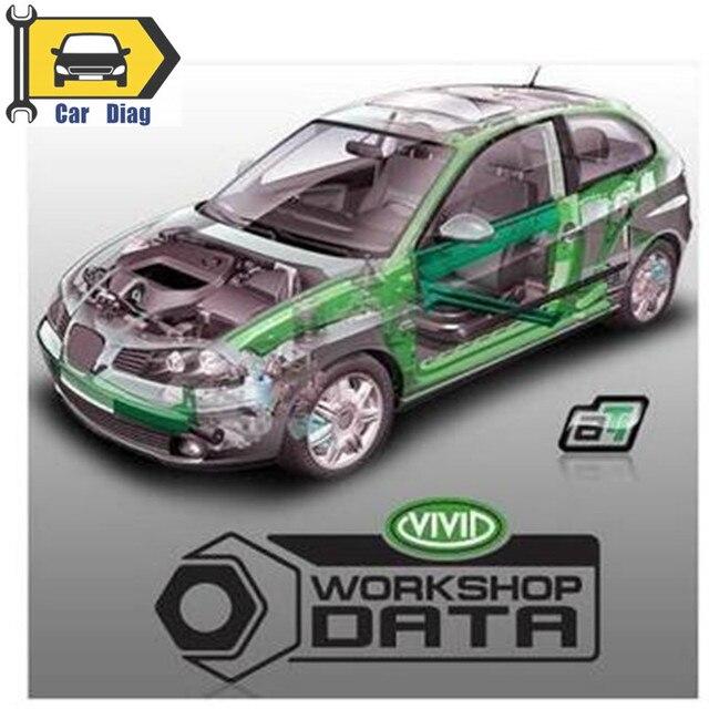 Auto daten lebendige software 2017 vivid workshop daten 10,2 senden ...