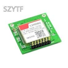 Placa de adaptación GSM GPS SIM808, placa de núcleo SIM808, módulo GSMGPRS integrado de banda cuádruple 2 en 1