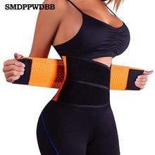 2018 Trainer Cintura Espartilho Emagrecimento Shapewear Corpo Moldar a Queima de Gordura Emagrecimento Corset Mulheres Cinto Cintos Finos Cintura Mais Magro