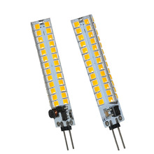 JYL 2pcs G4 2835 SMD 104 LED Light Cabinet Marine RV Corn Warm White Bulb Lamp 4.5W led light bulb g4 15led smd 5630 cold white warm white spotlight bulbs car auto marine rv round lamp bulb ac dc12v 330 360lm