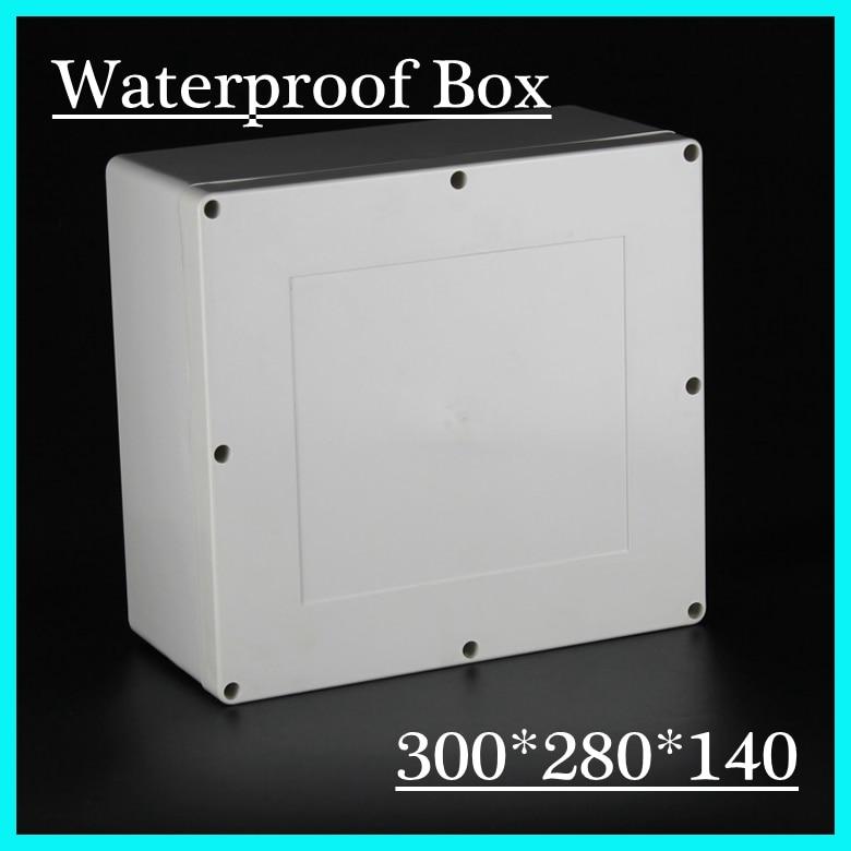 300*280*140мм горячий продавать водонепроницаемый корпус пластиковые ящики электрическая распределительная коробка, электрическая коробка пластик
