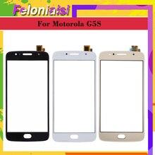 10pcs/lot ORIGINAL For Motorola Moto G5S XT1791 XT1792 XT1794 XT1795 XT1797 Touch Screen Digitizer Front Glass Panel Sensor смартфон motorola moto g5s lunar gray xt1794