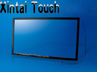 Xintai Touch 42 inch Real 4 Points Multi Infrared IR touch screen / IR Frame,CE FCC ROHS for touch table, kiosk etc new type 19 inch 5 4 4 3 infrared ir touch screen ir touch frame overlay 2 touch points plug and works