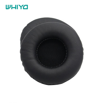 Whiyo 1 pair of Ear Pads Covers Cups Cushion Cover Earpads Earmuff Replacement for Aiwa HP-A272 HP-MO46 Headphones HP A272 MO46