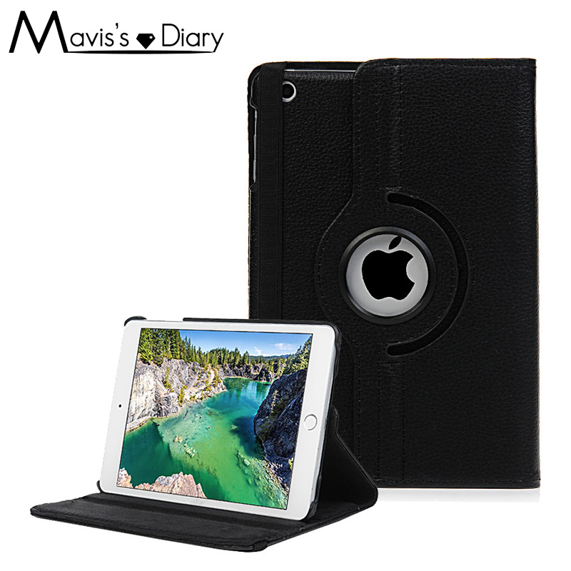 For ipad Pro 9.7 10.5 12.9 Flip Leather Case Cover 360 Degree Rotate Full Body Protective Ultra Slim Smart Stand Cover leather case flip cover for letv leeco le 2 le 2 pro black