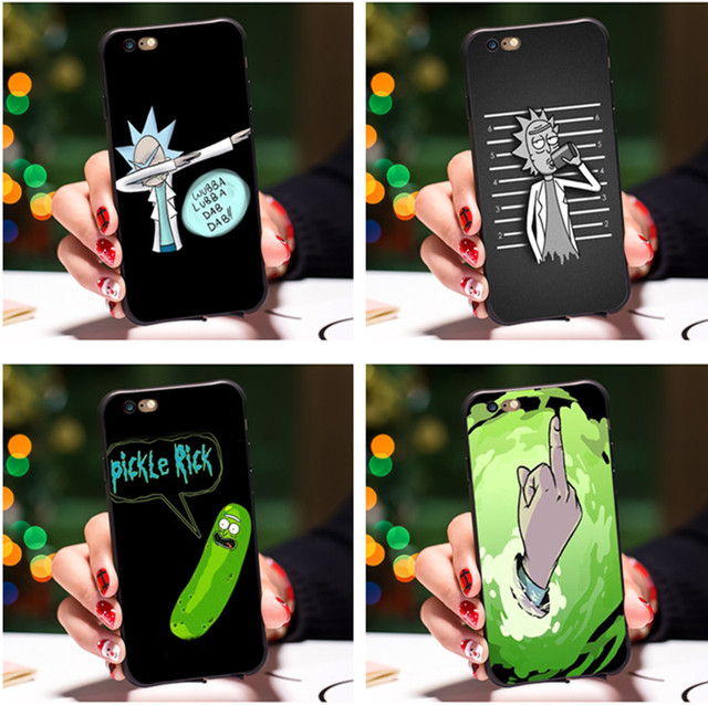 rick iphone 7 case