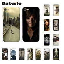 Babaite Walking Dead Zombie 電話ケース iphone 11 プロ 11Pro Max X XS (China)
