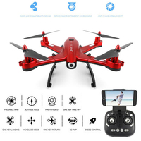Phoota Folding Rc Drone WIFI FPV 480P/720P HD Camera Aerial Photography 360 Degree Roll One Button Take off Quadcopter