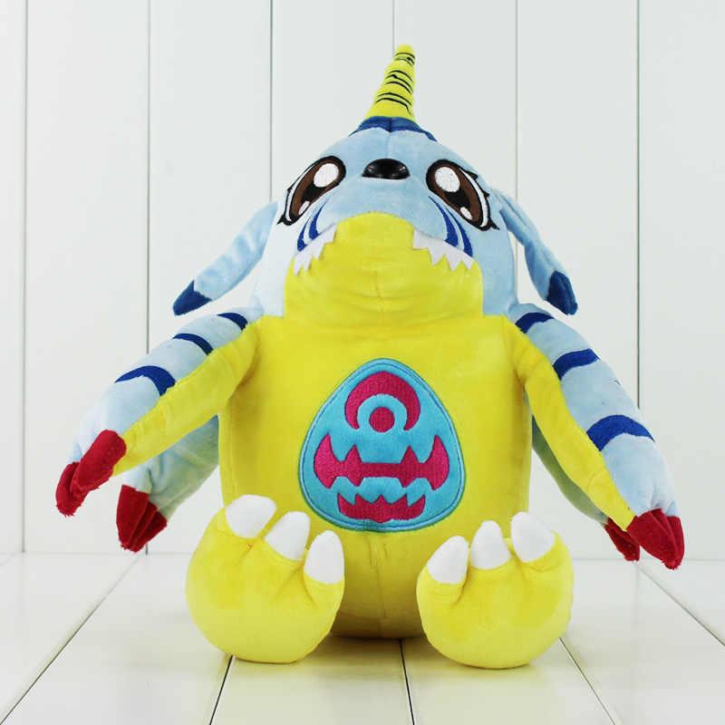 4 stili 27-52 cm Digimon Adventure Peluche Giocattolo Agumon Gabumon Patamon Koromon Morbida Bambola di Pezza per I Bambini