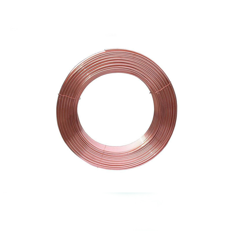 3mm Outer Diameter  x 0.5mm Thickness Soft copper tube metal hose air conditioner pipe 4x0 5mm copper tube hose soft copper pipe pure copper pipe tube coil air conditioner