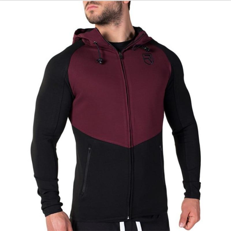 Aesthetic Revolution Men Hoodies Male Tracksuit Pullover Jacket All Season Pullover Hoodie fashion hoodie zipper men sweatshirts