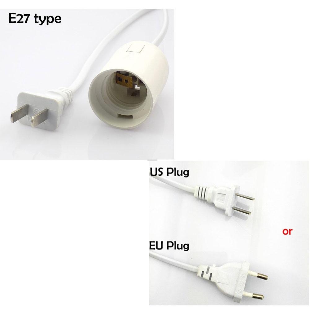 Առաջնորդված բույսերի աճեցման լամպ E27 - Մասնագիտական լուսավորություն - Լուսանկար 6