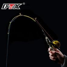 FTK Winter Ice Fishing Rod Ice Fishing Reel Cambo Winter Ice Fishing Rod Soft Rod Tip Fishing Tackle