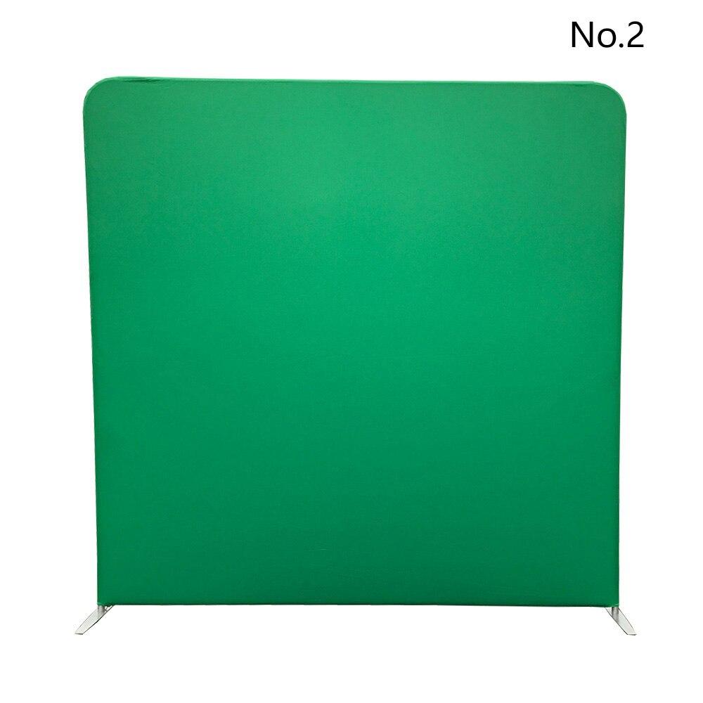 Green color 베개 tension fabric 배경으로-에서파티 백드롭부터 홈 & 가든 의  그룹 1