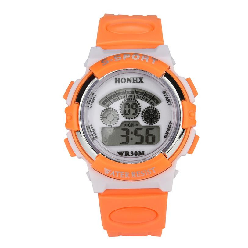 Watch Bracelet Kids Automatic Women Led Montre Saati Kol Bayan Top-Brand Femme Ladies