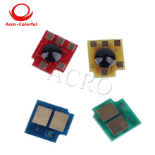 Toner Chip for HP CB380A CB381A CB382A CB383A laser printer CP6015 CM6030 CM6040 compatible printer chip toner refill for hp color laserjet cm6030 cm6040 printer for hp toner cb380a cb381a cb382 83a cb390a cm 6030 6040 toner for hp