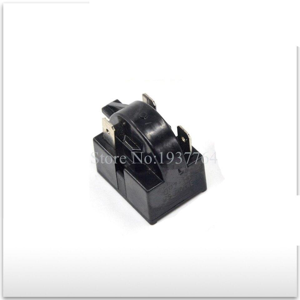1pcs NEW refrigerator 0064000321 starter three plug QP2 15|Refrigerator Parts| |  -
