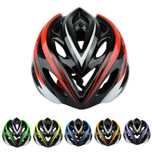 6 Color 240g Safety Cycling helmet Ultralight EPS Air Vents bike helmet Cycling Helmet mountain bike helmets Bicycle accessories