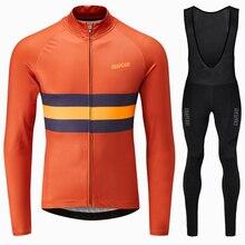 Go pro ropa ciclismo 2018 winter thermal fleece long sleeve set abbigliamento invernale mallot hombre invierno