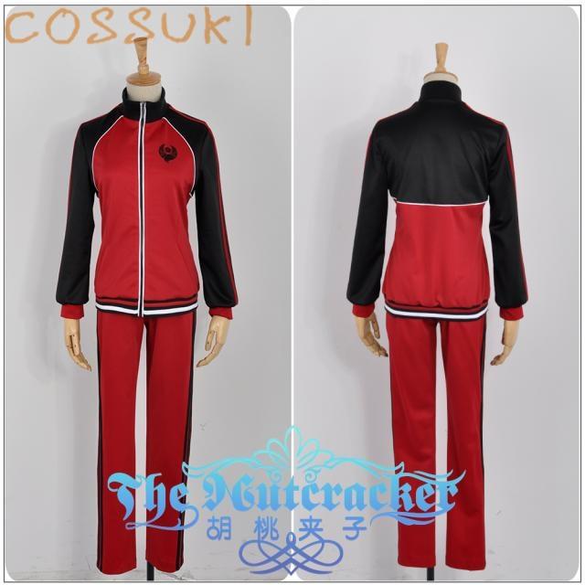 Free Shipping Newest Touken Ranbu Online Uguisumaru Internal Sportswear Cosplay Costume Perfect Custom For you