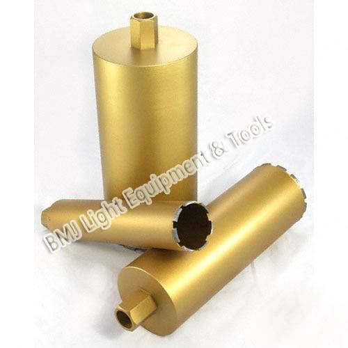 Wet Diamond Core Drill Bit for Concrete  cayken reinforced concrete diamond core drill machine scy 2550e