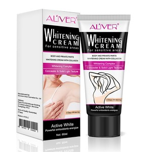 Underarm Whitening Cream, Armpit Lightening & Brightening Deodorant Cream, Body Creams, Underarm Repair Whitening