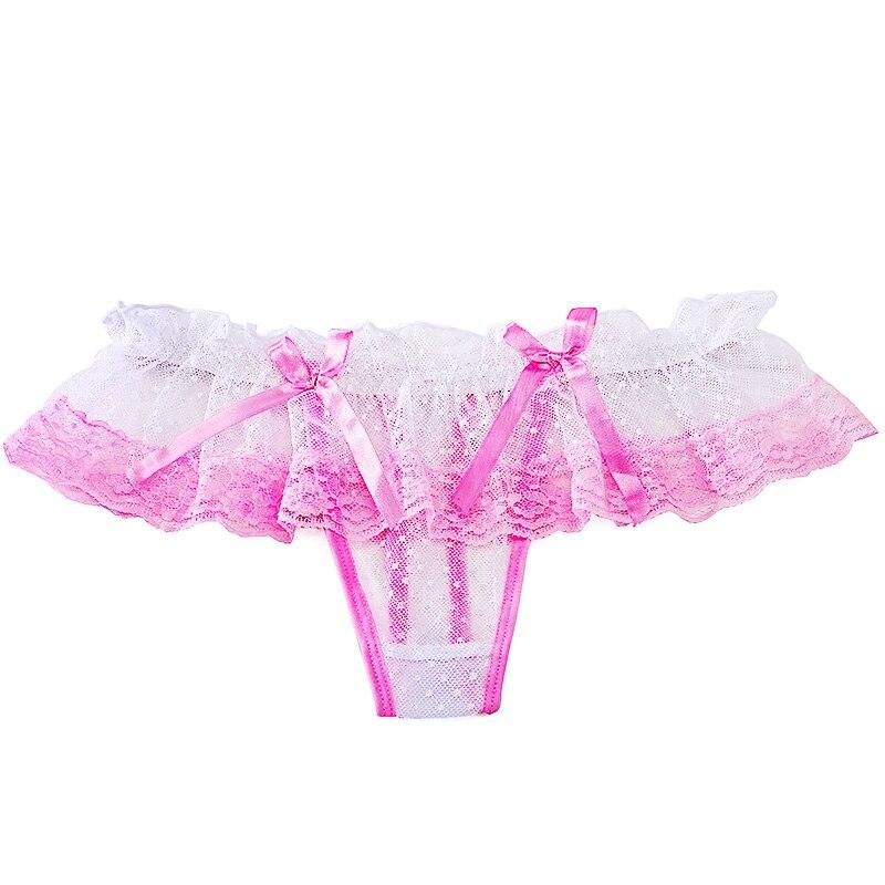 Фотки розовых кружевных стрингов на девушке фото 360-807