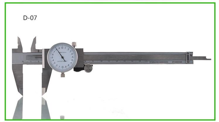 dial Vernier Calipers 0-150mm/0.01mm Stainless Steel Metric Micrometer Gauge Measuring Tools стоимость
