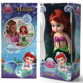 Princess Collection Models 30cm Doll Figure Ariel The Little Mermaid Princess Figure Action Figure Toys Christmas Gifts