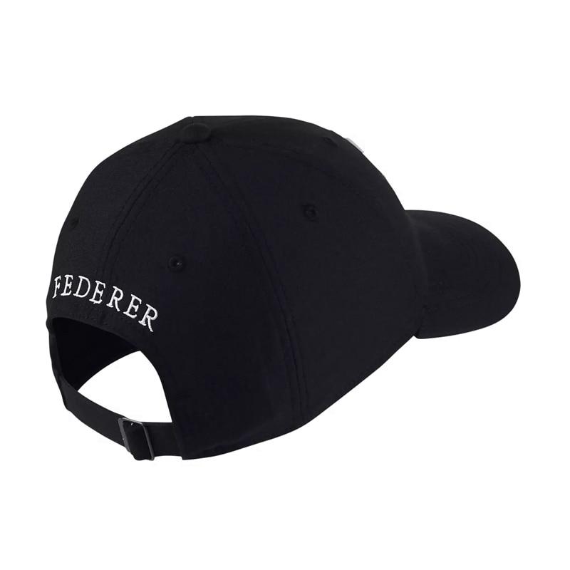 HTB1pDSQG7CWBuNjy0Faq6xUlXXaN - 2018 Tennis Star Roger Federer Dad Hat Sport baseball cap 100% cotton 3D embroidery Unisex Snapback caps Tennis hat F Hats