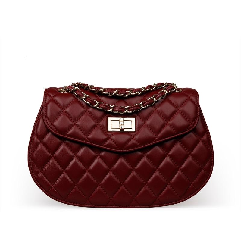 women famous brand design crossbody bag Genuine Leather Mini women Messenger bags 2016 bolsa feminina women shoulder bag