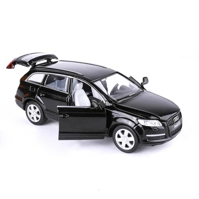 Audi Suv Q7 >> 1 32 Diecast Car Model Kids Toys Suv Audi Q7 Collection Decoration