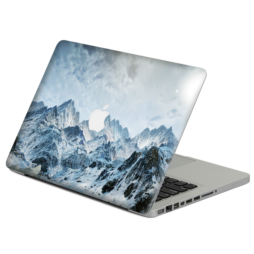 Snow Mountain Laptop Decal Sticker Skin For Macbook Air