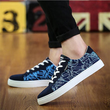 Free shipping Han edition cloth shoes British autumn breathable men casual shoes sneakers men s shoes