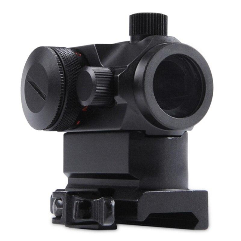 QD Visoka Crvena Zelena Točka Holografski Prizor Riflescope Brzo - Lov - Foto 4